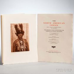 Curtis, Edward Sheriff (1868-1952) The North American Indian,   Volume IX, The Salishan Tribes of the Coast.