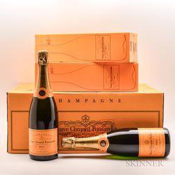 Veuve Clicquot Brut NV, 22 bottles