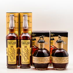 Mixed Bourbon, 4 750ml bottles (2 ot) Spirits cannot be shipped. Please see http://bit.ly/sk-spirits for more info.
