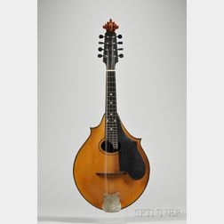 American Mandolin, Lyon and Healy, Chicago, c. 1925, Style A