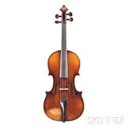 Fine French Violin, Emile L' Humbert, Paris, c. 1900-10