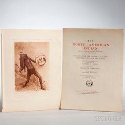 Curtis, Edward Sheriff (1868-1952) The North American Indian,   Volume XVI, The Tiwa.