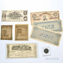 Small Group of Currency