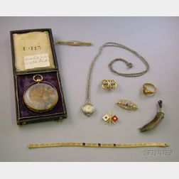 Group of Estate Jewelry
