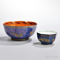 Two Wedgwood Bone China Bowls