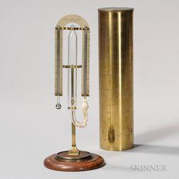 Cary Cased Hygrometer