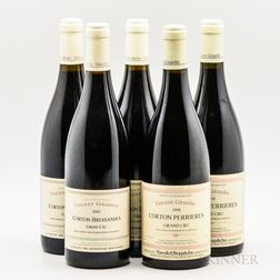 Vincent Girardin, 5 bottles