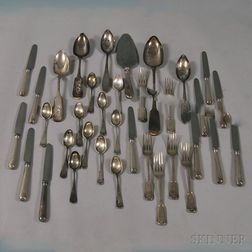 Group of Assorted Silver Flatware