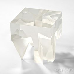 Steven Weinberg Cube Series Sculpture
