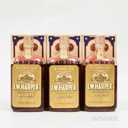 IW Harper 16 Years Old 1917, 3 pint bottles (oc) Spirits cannot be shipped. Please see http://bit.ly/sk-spirits for more info.