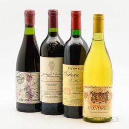 Mixed Wine, 4 bottles