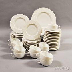 "Rosenthal ""Magic Flute"" Porcelain Service for Fourteen"