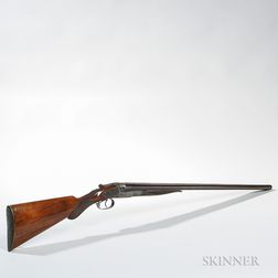 L.C. Smith No. 0 Grade Double-barrel Shotgun