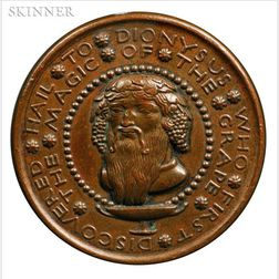 Paul Howard Manship (American, 1885-1966)    Hail of Dionysus...