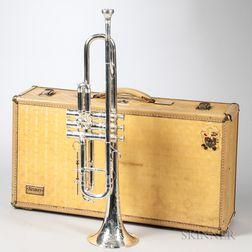 Trumpet, Selmer, Paris