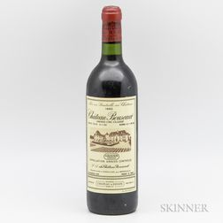 Chateau Bouscaut 1982, 1 bottle
