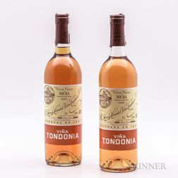 R. Lopez de Heredia Vina Tondonia Gran Reserva Rosado 1998, 2 bottles
