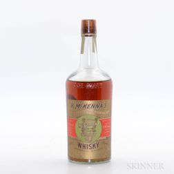 Henry Mckenna Old Fashioned Kentucky Whisky, 1 quart bottle