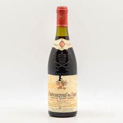 Clos du Mont Olivet Chateauneuf du Pape 1994, 1 bottle