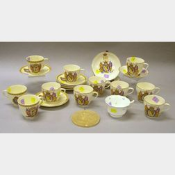 Twenty-four Pieces of Commemorative Queen Elizabeth II Coronation Ware and Other   Items