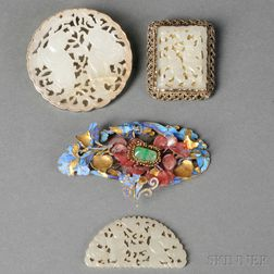 Four Ornamental Accessories