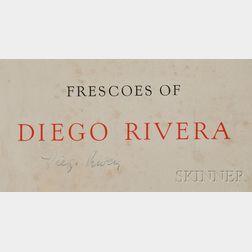 Rivera, Diego (1886-1957), Signed copy