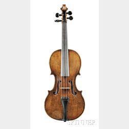 Italian Violin, Giuseppe Dall' Aglio, Mantua, 1803