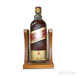 Johnnie Walker Red Label, 1 half gallon bottle