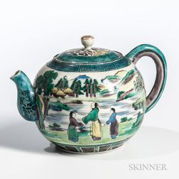 Kutani Teapot