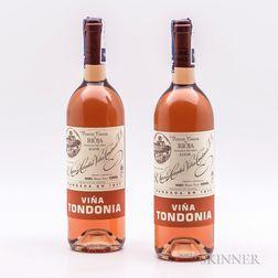 R. Lopez de Heredia Vina Tondonia Gran Reserva Rosado 2008, 2 bottles
