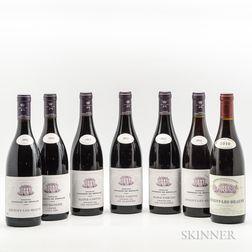 Chandon de Briailles, 7 bottles