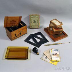 Group of Eastman Kodak Photographic Developing Equipment