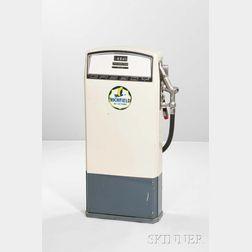 Late Model Dual-color Richfield Gas Pump by Gasboy