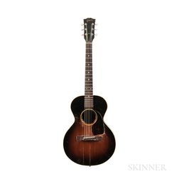Gibson LG-2 Three-quarter Size Acoustic Guitar, c. 1949