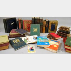 Group of Miscellaneous Books