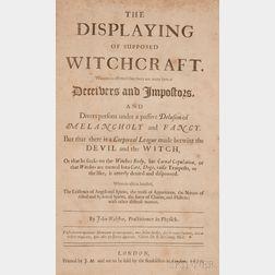 (Witchcraft), Webster, John (1580?-1625?)