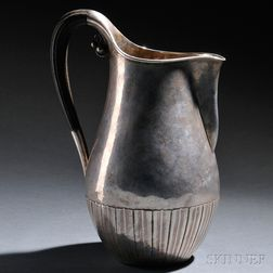 Georg Jensen Cosmos Pattern Pitcher