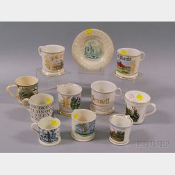 Group of Mostly Miscellaneous Mugs