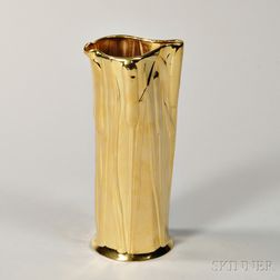 Tiffany & Co. Sterling Silver-gilt Pitcher
