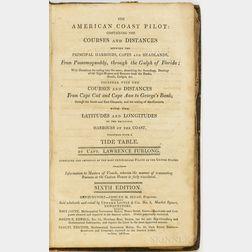 Blunt, Edmund (1770-1862) The American Coast Pilot.