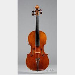 American Violin, Karl A. Berger, New York, c. 1943