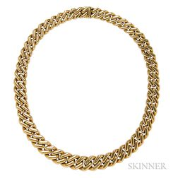18kt Gold Necklace, Bulgari