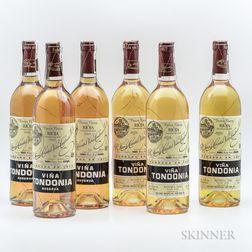 R. Lopez de Heredia Vina Tondonia Reserva Blanco, 6 bottles