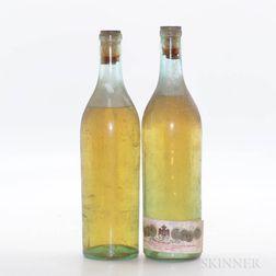 Bacardi Blanco Rum, 2 bottles