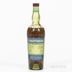 Green Chartreuse, 1 23.6oz bottle