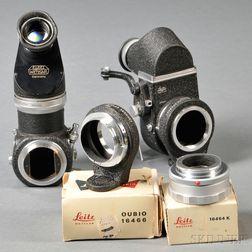 Leitz Visoflex I & II and Accessories