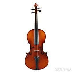 German Violin, Ernst Heinrich Roth, Markneukirchen, c. 1950