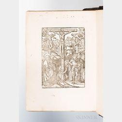Morgenstern, Gregorius. Sermones Co[n]tra Omne[m] Mu[n]di P[er]versum Statu[m] que[m] De[us] Gloriosus et Equitas Naturalis Da[m]nat.