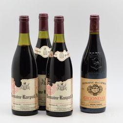 Mixed Gigondas, 4 bottles