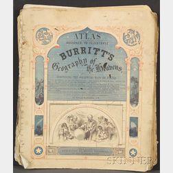 """Atlas Designed to Illustrate Burritt's Geography of the Heavens"""